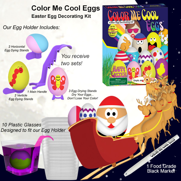 Color Me Cool Eggs